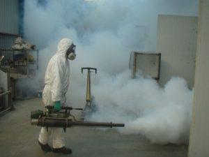 Fumiplagas-Termonebulizacion